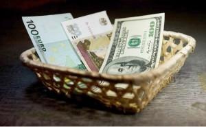Формирование курса доллар-рубль