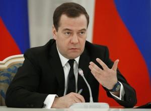 Медведев прокомментировал ситуацию в экономике