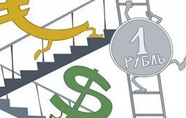 Минфин ожидает укрепление рубля в конце III квартала