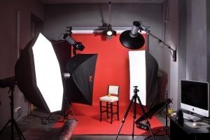 Профессиональное оборудование для фотостудии