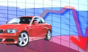 Автомобильный рынок России резко падает