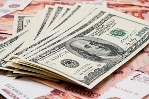Центробанк может вновь начать закупать валюту при курсе 60 рублей за доллар
