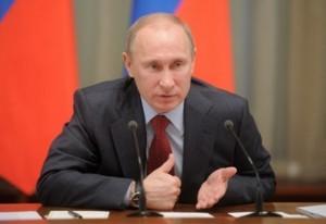 Путин намерен обеспечить финансовую стабильность предприятиям ОПК