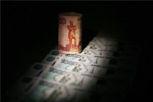 Рубль был слишком крепким, это сдерживало экономику