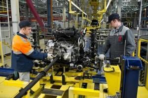Завод Ford Sollers в России начнет изготовление двигателей