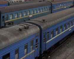 Железнодорожные санкции Украины