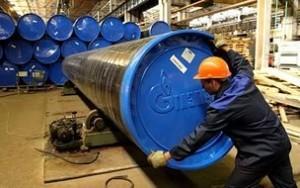 Динамика акций Газпрома в 2015 году