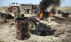 Торговля нефтью – основной источник доходов ИГ