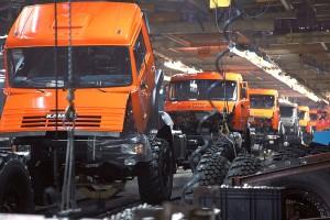 КАМАЗ получил новые заказы и переходит на пятидневку