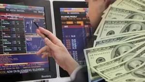 Покупка акций на фондовых биржах