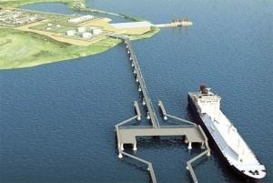 Газпром может начать строить завод СПГ на Черном море