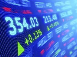 Информация о котировках акций