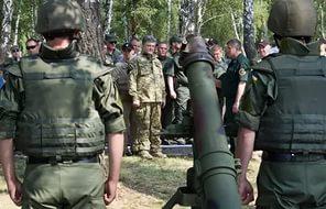 Украина увеличит расходы на оборону в 2016 году