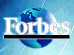 Forbes вошел в 25 самых высокооплачиваемых руководителей компаний в мире