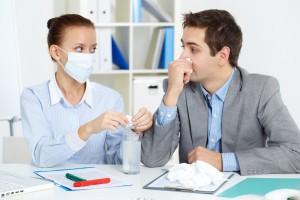 Расчет командировочных при заболевании сотрудника