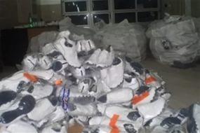 За контрабанду обуви и одежды будет предусматриваться уголовная ответственность