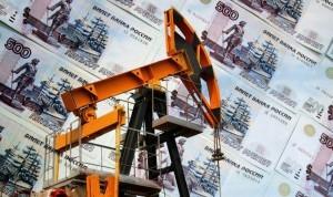 Падение курса рубля оказывает поддержку нефтепроизводителям