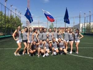 Поддержка спорта в Российской Федерации