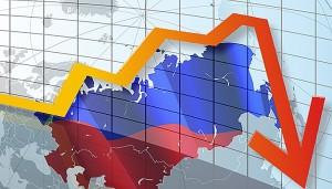 Российская экономика заняла 4 место среди худших экономик мира по мнению агентства Блюмберг