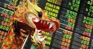 Положение на фондовом рынке Китая