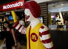 Позиции McDonalds на европейском рынке фастфуда