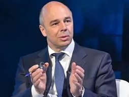 Силуанов считает, что рубль достиг нового равновесного значения
