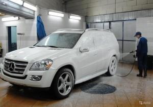 Бизнес по мытью автомобилей