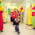 Открытие центра развития для детей