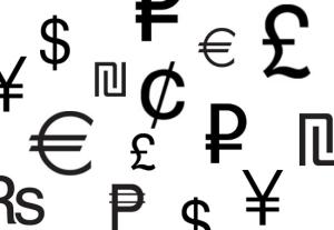 Разные виды курсов валют