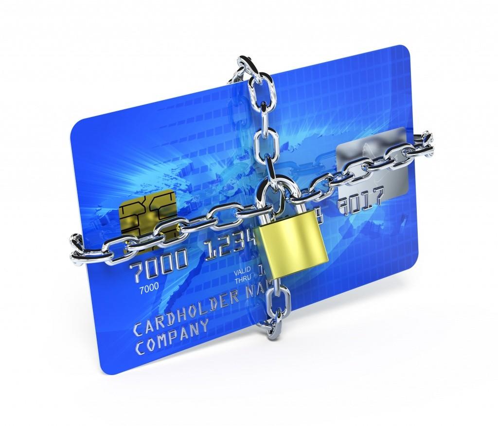 наложение ареста на кредитную карту