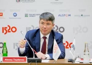Алексей Цыденов назначен врио губернатора Бурятии