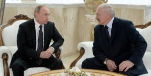Отношения Лукашенко и Путина