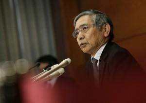 Прогнозы Банка Японии на 2017 год
