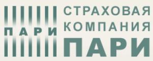 Пари страховая компания официальный сайт краснодар создание сайта на instantcms