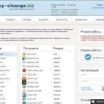 Обменный пункт Money-Change: описание работы на сайте и отзывы посетителей.