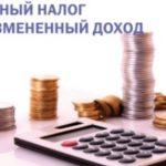 Единый налог на вмененный доход: суть, назначение и особенности